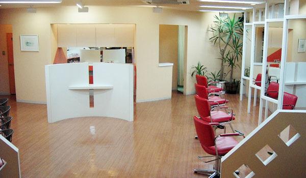 ヘアースタジオ・ヴィエント|川西市|美容院