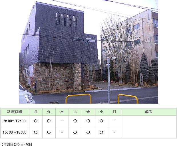 中澤医院|長野市|精神科