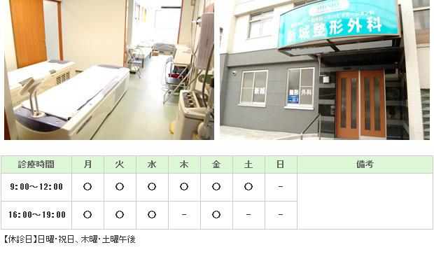 新城整形外科|川崎市中原区|整形外科
