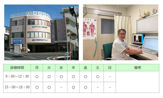 今井整形外科クリニック|広島市安佐南区|整形外科