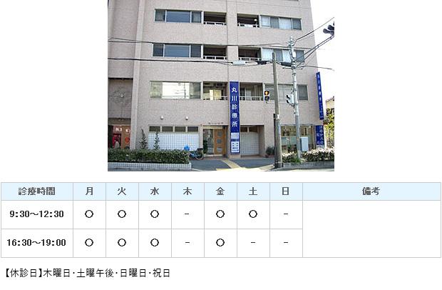 丸川診療所|吹田市|内科