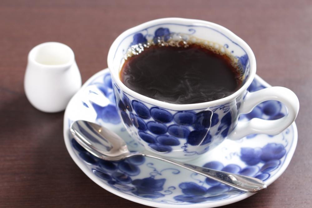 オリジナルブレンドのコーヒーをハイドリップで!
