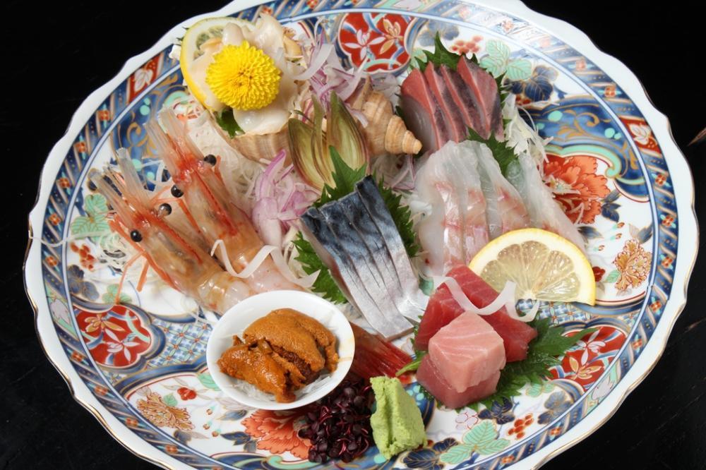 素材をいかした海鮮料理