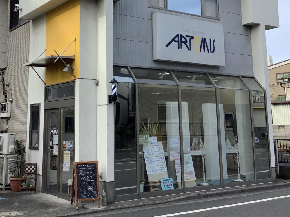 hair studio ARTEMIS|さいたま市南区|理容店