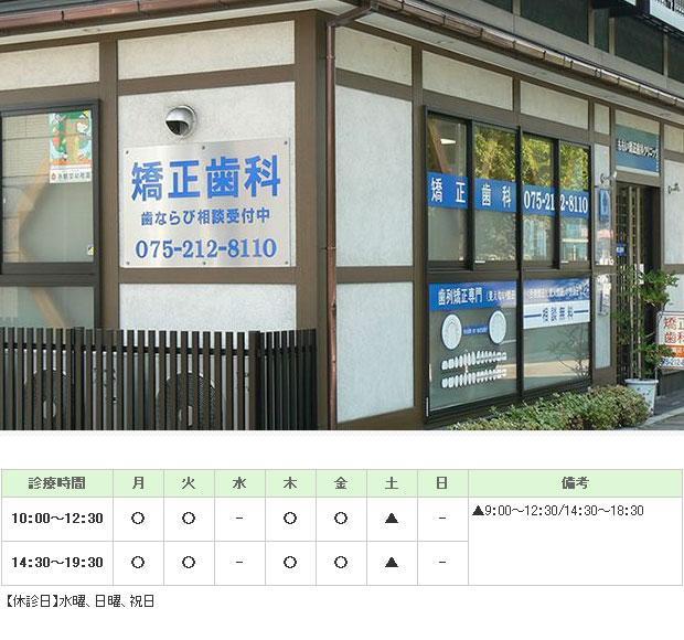 ももい矯正歯科クリニック|京都市中京区|矯正歯科