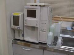 自動血球計数・CRP測定装置