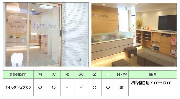 オーラルデザイン矯正歯科|大阪市天王寺区|矯正歯科