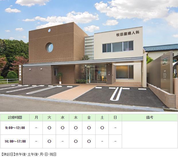 牧田産婦人科医院|新座市|産婦人科