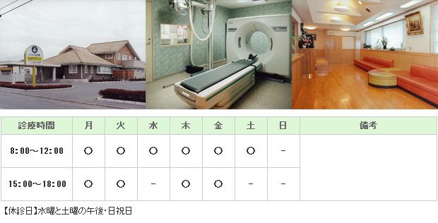 ふるしま医院|高崎市|内科