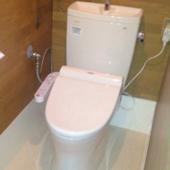 トイレが使えないと面倒で