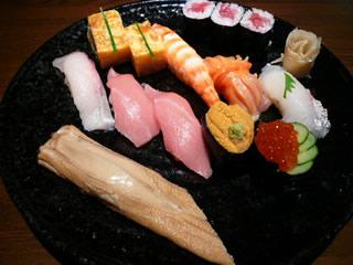神田明神下 きのみずし 黄海鮨