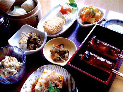 豆腐レストラン 花のれん