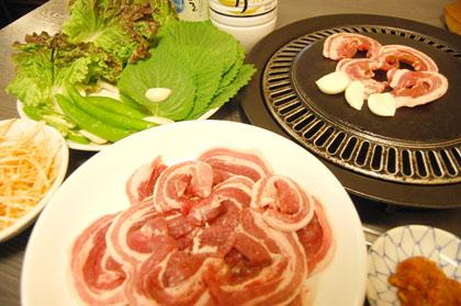 味羅韓国料理焼肉