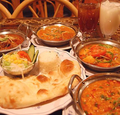 インド料理パトワール新宿店