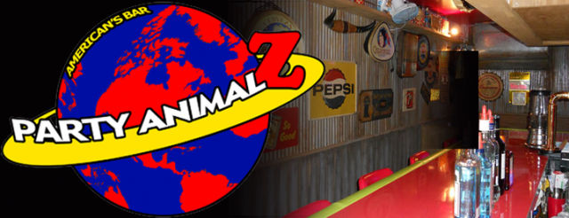 AMERICAN'S BAR PARTY ANIMALZ