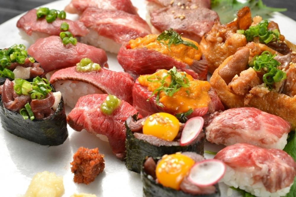 生肉を、生肉をもっと食べたい!!