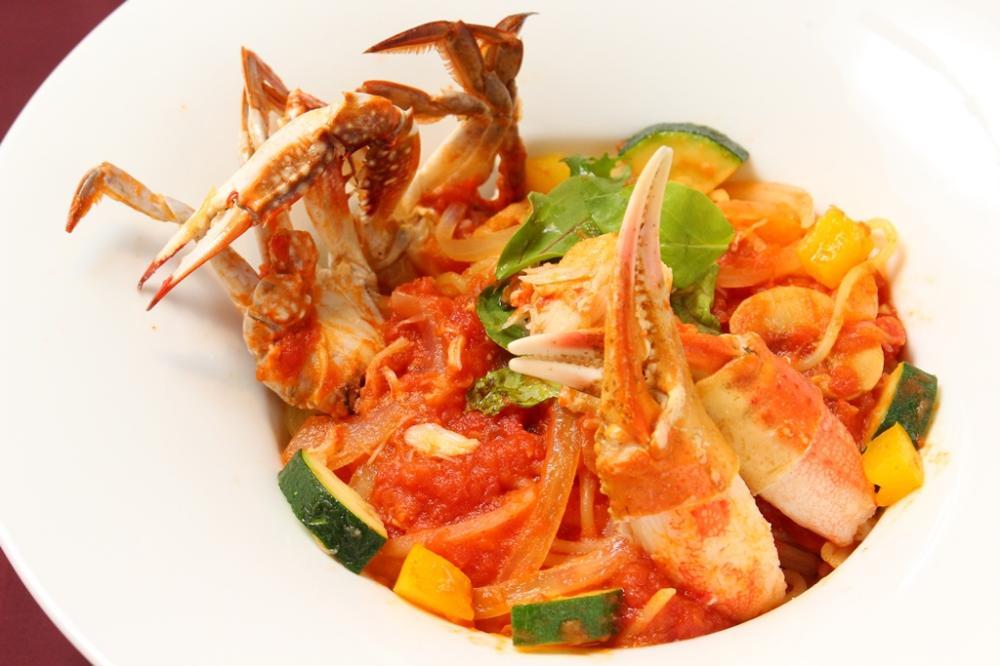 大人気!Riche le Crabe(リッチ・ル・クラブ)