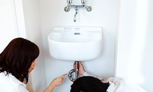 洗面所に関する水のトラブル