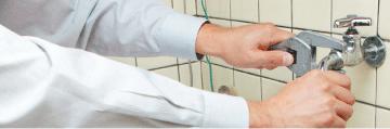 蛇口・混合水栓の交換、取り付け
