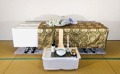やさしい火葬式