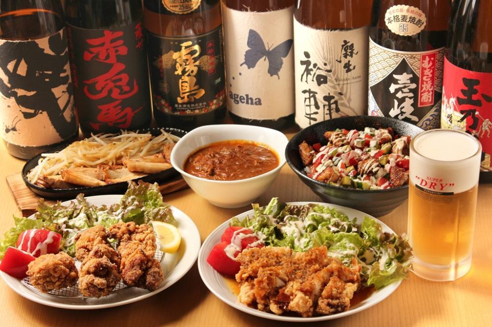 鶏マカ食堂
