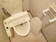 トイレ作業1