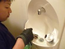 トイレ作業3