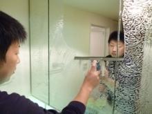 洗面所作業3
