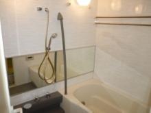 浴室作業6
